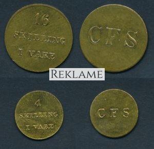Færøerske mønter